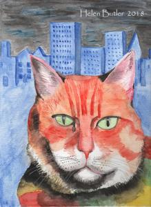 A Sreet Cat Named Bob