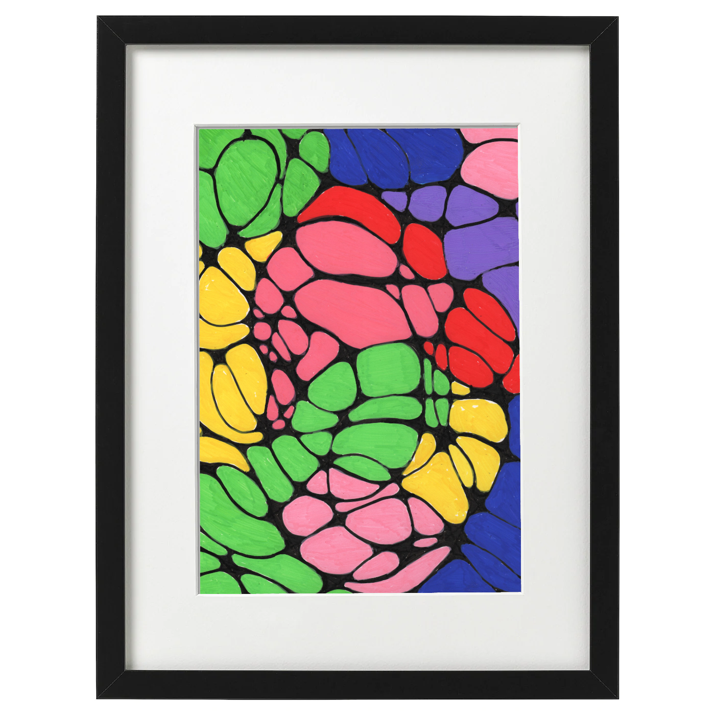 Neurographic art