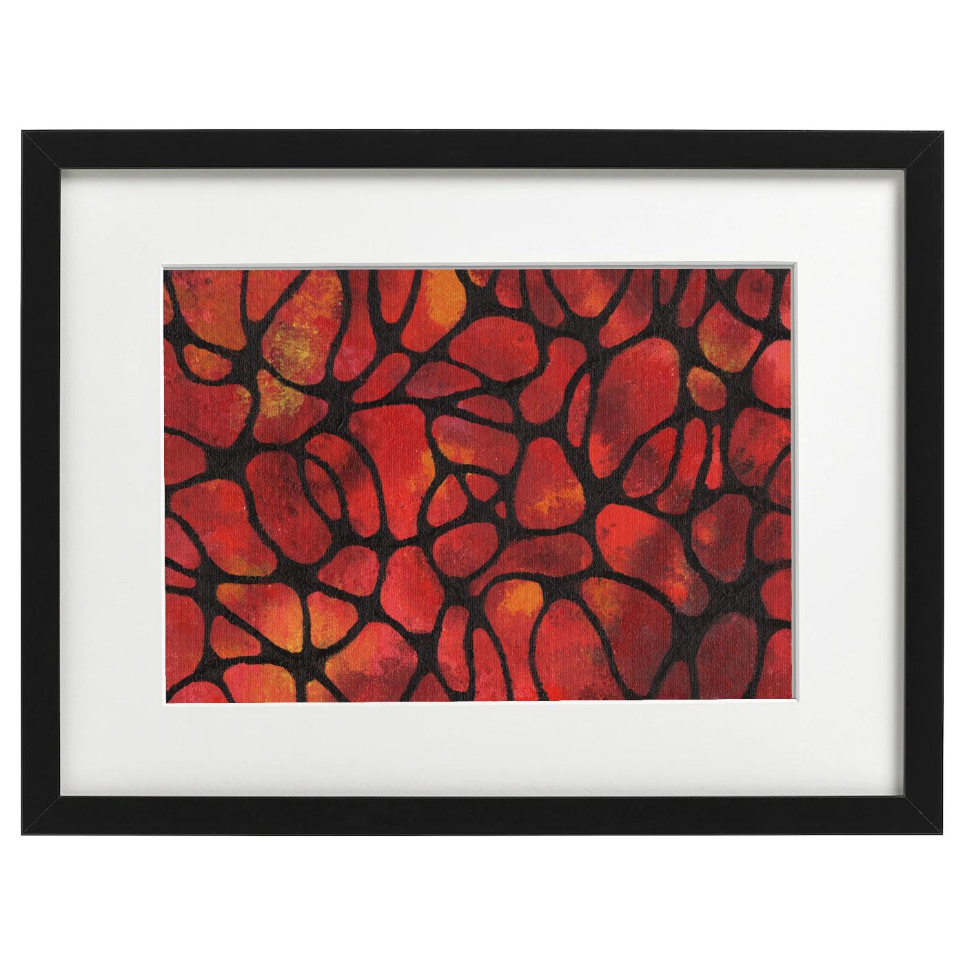 Acrylic neurographic art