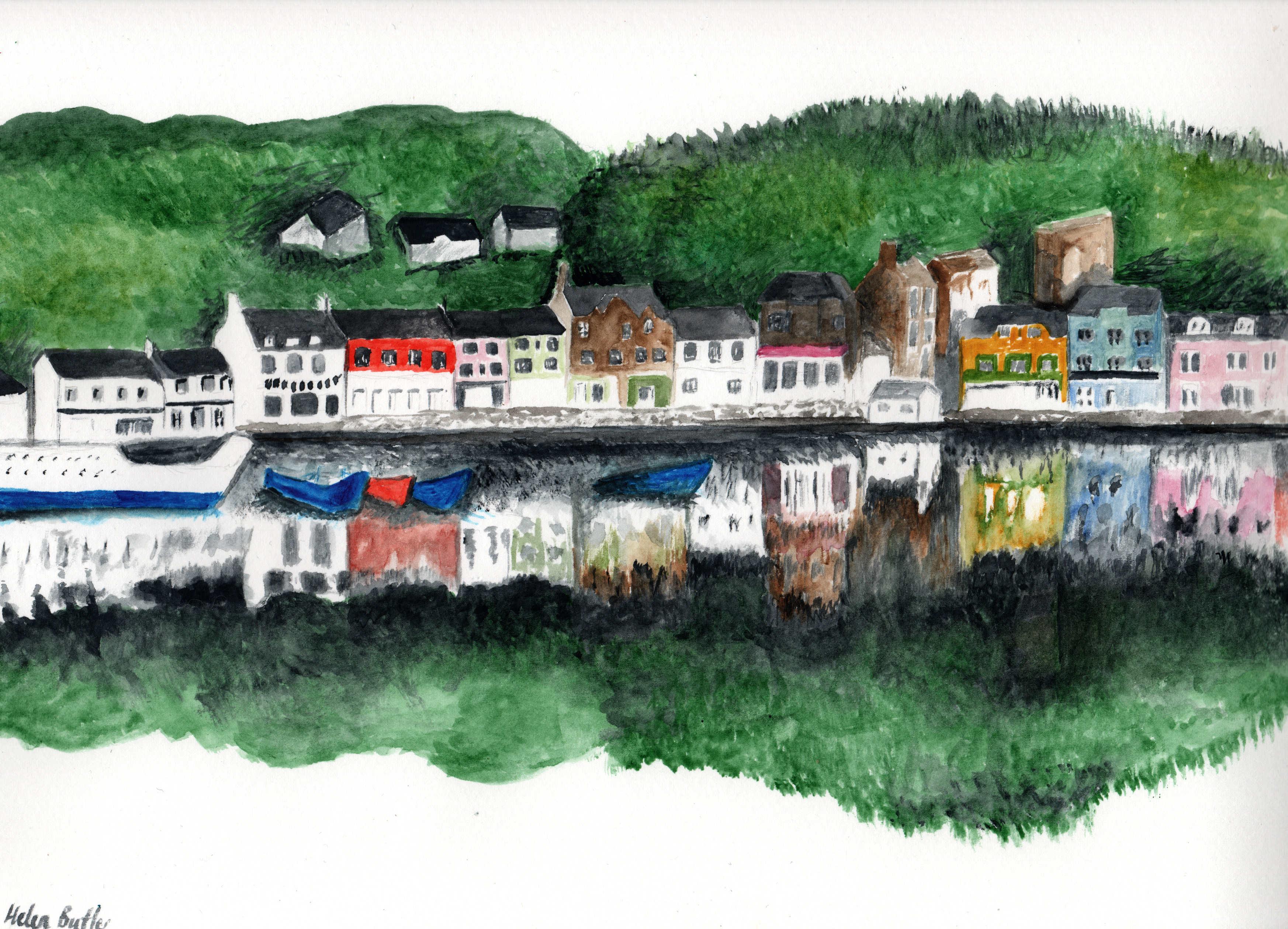Tarbert, Argyll, Scotland
